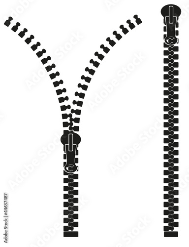 adobe illustrator zipper