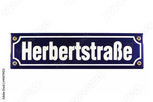Hamburg preis herbertstraße Herbertstraße