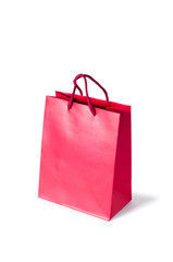 shopping bag isolated