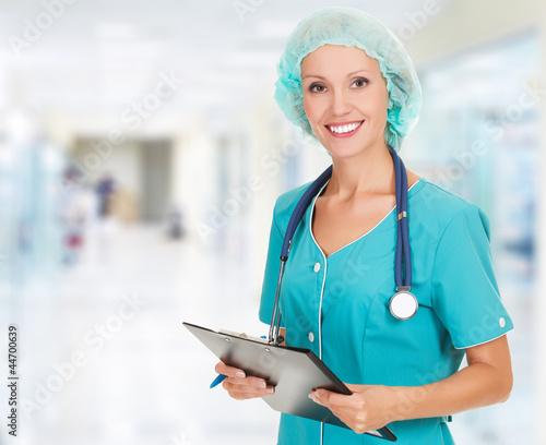 фото у врача девушки