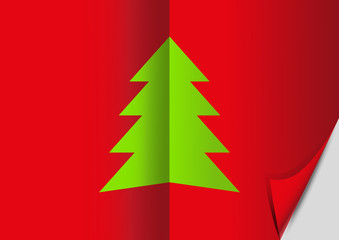 Xmas paper background