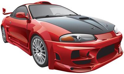 devil's car