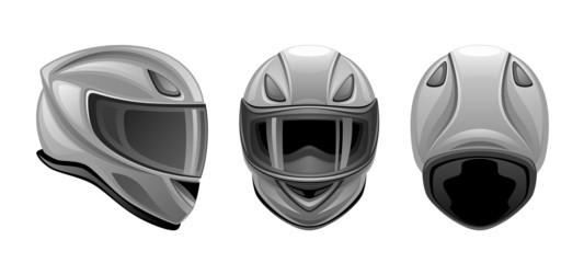 Wall Mural - Helmet