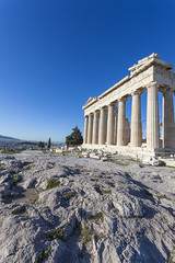 Fototapete - parthenon, Greece