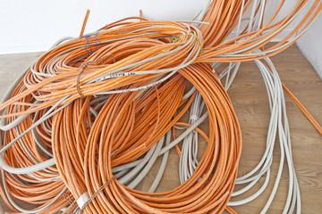Kabelgewirr  Kabel