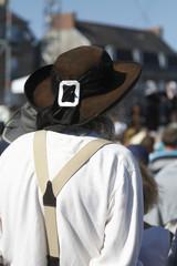 chapeau traditionnel