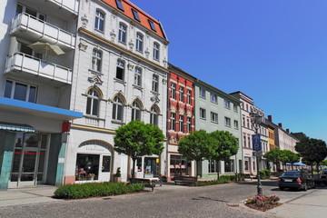 Fototapete - Altstadt von Guben