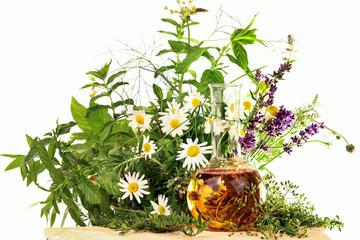 Kräuter und Heilpflanzen, Homöopathie