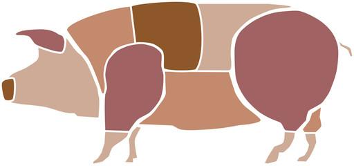 pig parts