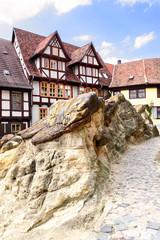 Wall Mural - Quedlinburg