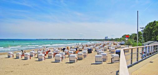 Fotobehang Oceanië Timmendorfer Strand