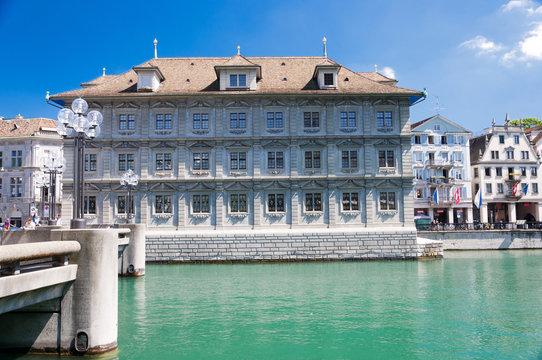 Züricher Rathaus