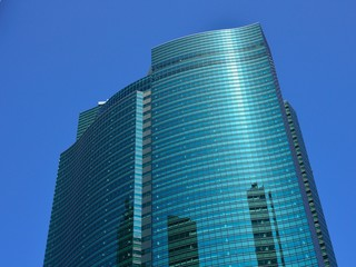 Moderne Fassade in Tokyo