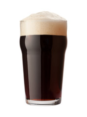 Obraz English Stout Isolated with clipping path - fototapety do salonu