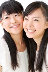 女の子二人