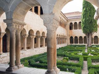 monasterio de silos,burgos,españa Wall mural