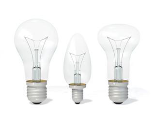 Filament lamps