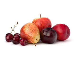 Fototapete - Fruit variety