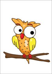 Olw vector cartoon illustrator