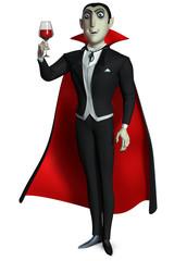 Photo sur Plexiglas Doux monstres Count Dracula