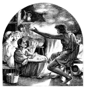 Antiquity : Story-Teller - Conteur