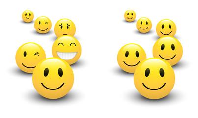 Smiley Design Vectors