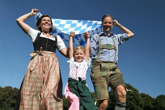 Bayerische Familie