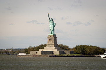 The Statue of Liberty, NYC