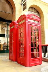 Cabines téléphoniques, Londres 2