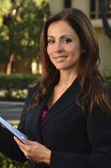 Hispanic Business Woman