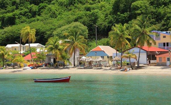 Village en Martinique