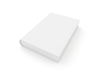 white book on white - closed version