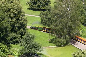 Killesberg - Park Stuttgart Bahn