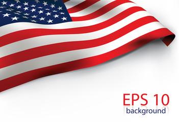 USA Flag - American flag VECTOR