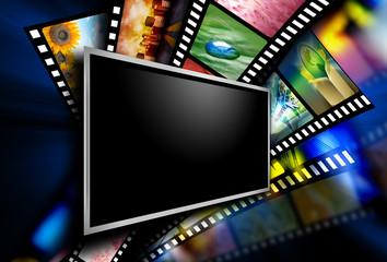 Movie Screen Film Images