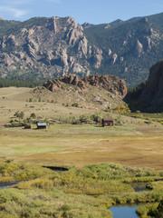 Wall Mural - Ranch