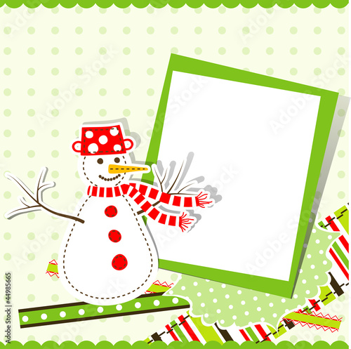 Шаблон открытокшоп