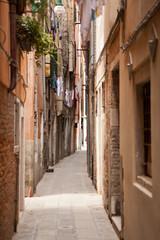 Fototapeta Uliczka w Wenecji obraz