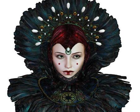Fantasy Portrait CA