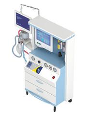 Medical narcosis device