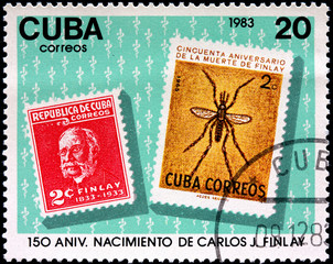 150 Anniversary of Carlos Finlay