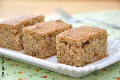Karotten Nuss Kuchen Stockfotos Und Lizenzfreie Bilder Auf Fotolia