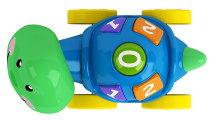 Educational toy turtle