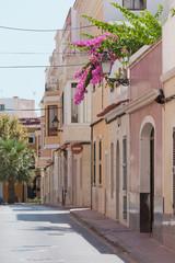 Gasse in Ciutadella - Menorca - Spanien
