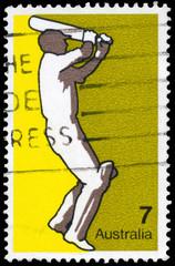 AUSTRALIA - CIRCA 1974 Cricket