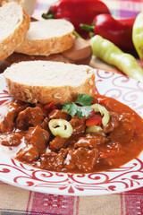 Beew stew or goulash
