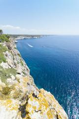 Küste von Menorca - Cala Macarella
