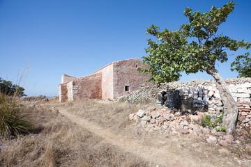 Spanien - Castell de Santa Agueda - Menorca