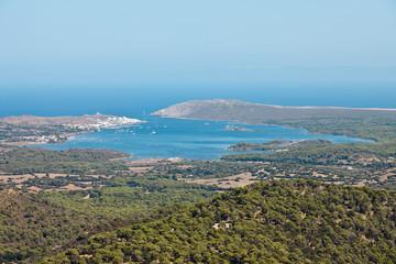 Harbor of Fornells - Minorca - Spain