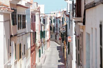 Mao - Hauptstadt von Menorca - Spanien